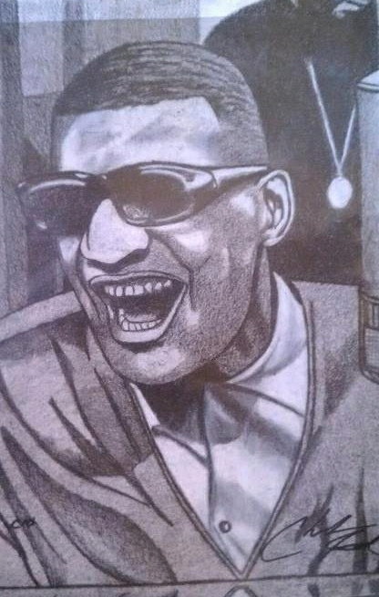 Ray Charles by Charles23Reed